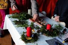 16. 11. 2019 Chouzovy vánoční tvoření na statku